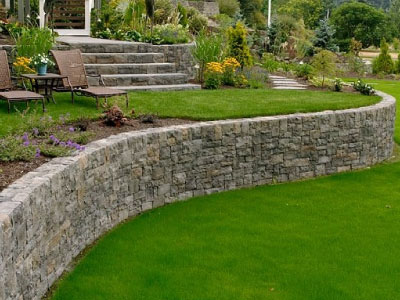 Yard services include weeding lawns and gardens